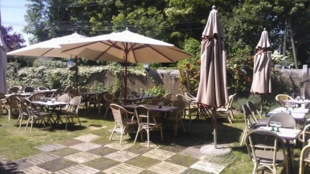 Taverne d'Alsace terrasse