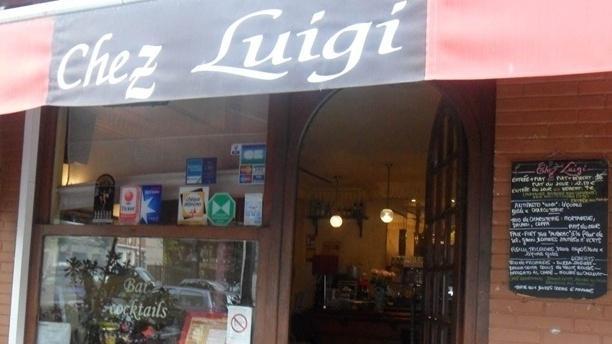 Chez Luigi La devanture