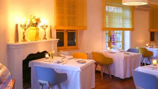 Le Relais de Montmartre Salle du restaurant