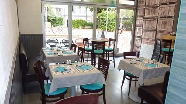 Restaurant la cr perie bretonne villefranche sur sa ne - Le bureau restaurant villefranche sur saone ...