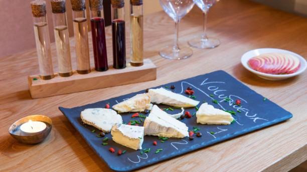 Les Petits Crus Dégustation fromage