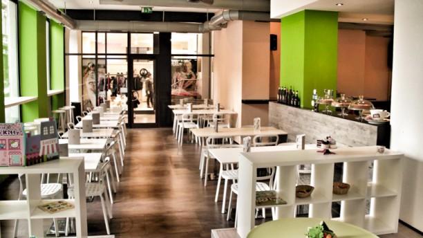Milano Burger Bar Vue de la Salle