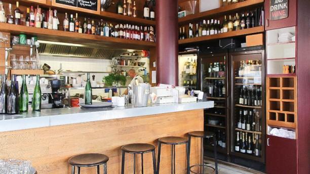 Wijnbar Boelen & Boelen Het restaurant