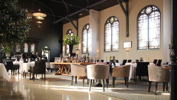 de Kleine Toren van Baarland Het restaurant