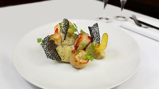 Brasserie Haussmann saint jacques