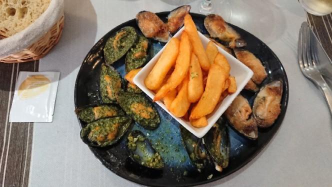 l'Escale Bleue - Restaurant - Collioure