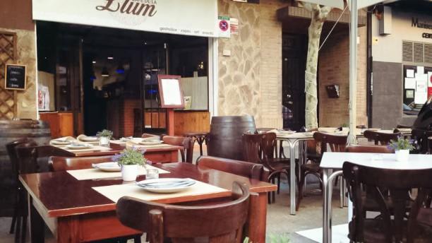 Café de la Llum Terraza