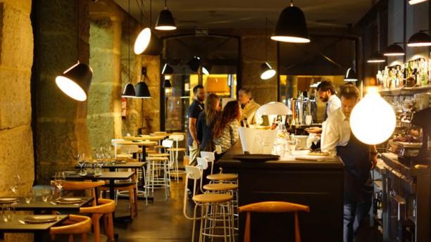 GAIA Restaurante Ambiente nórdico
