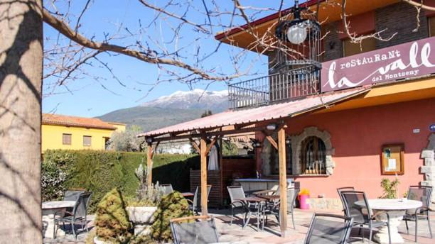 La Vall del Montseny Fachada