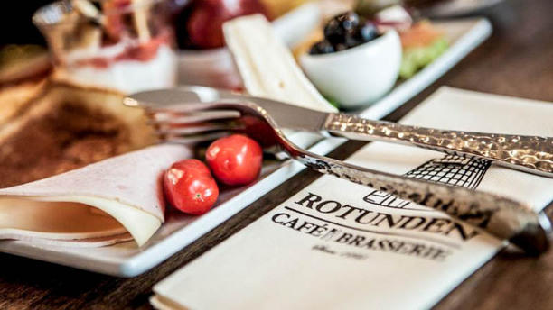 Rotunden Café Brasserie I Hellerup Restaurant Menu åbningstider