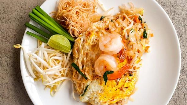 The noodles thai cuisine Sugerencia del chef