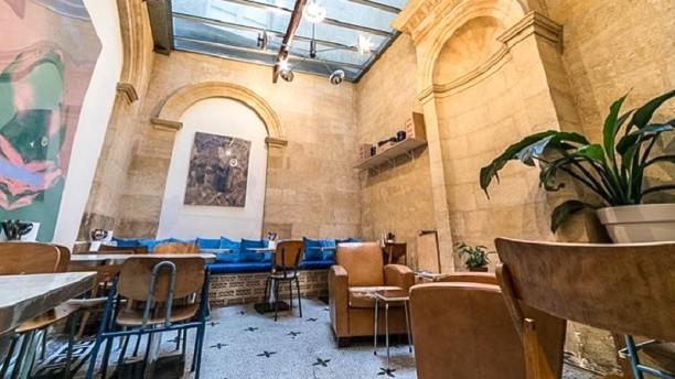 Banana Cafe Salle du restaurant
