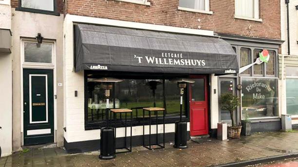 Eetcafe 't Willemshuys Ingang