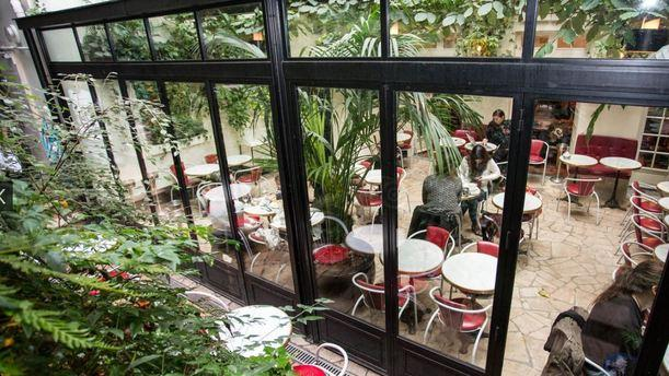 Restaurant Hôtel Amour hotel amour