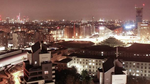 UNICO MILANO Vista by night
