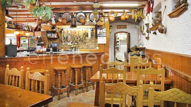 Rincón de Galicia sala principal