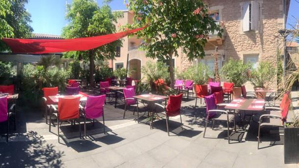 La Medina La terrasse