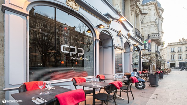 Cucina Pasta Pizza (CPP) Terrasse