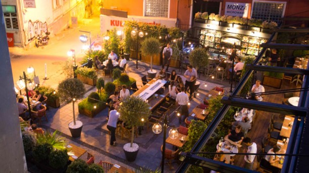 Nola İstanbul terrace