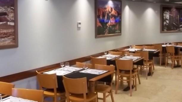 Café de Galiza Riera Blanca Vista interior