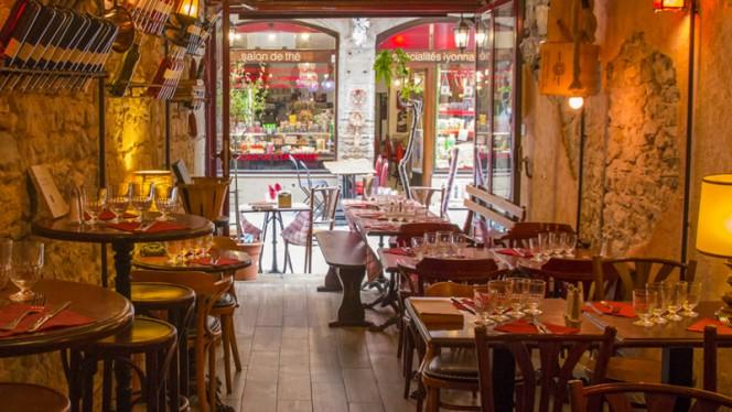 Au Comptoir les Gones - Restaurant - Lyon