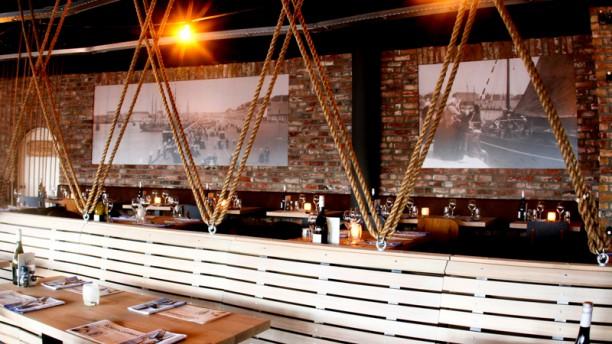 De Dagvisser restaurantzaal