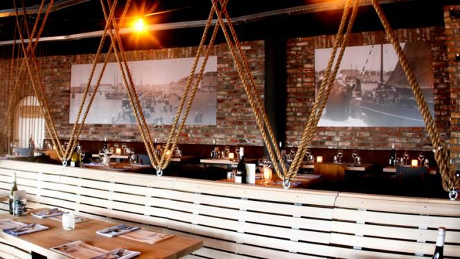 restaurantzaal - De Dagvisser, Den Haag