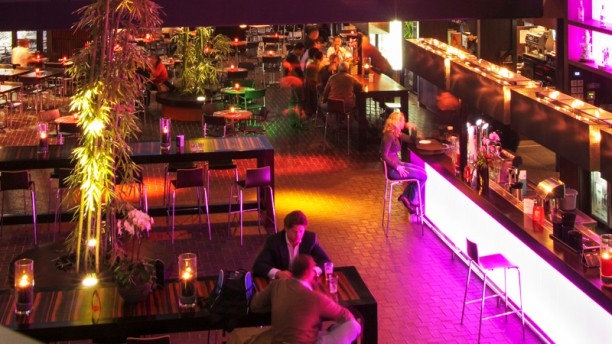 Jinso loungebar restaurant in amsterdam restaurant for T s dining and lounge virden menu