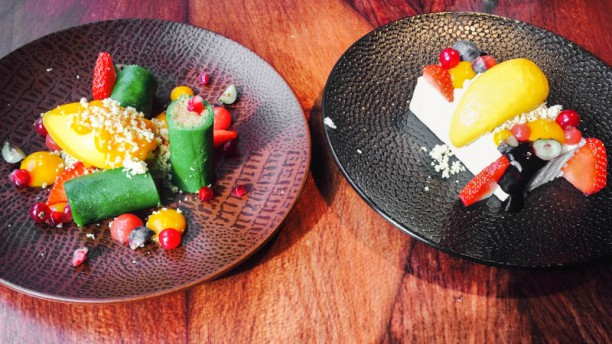 Ron Gastrobar Indonesia Suggestie van de chef
