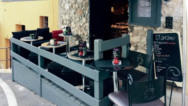 Pizzeria d'Anjou Terrasse