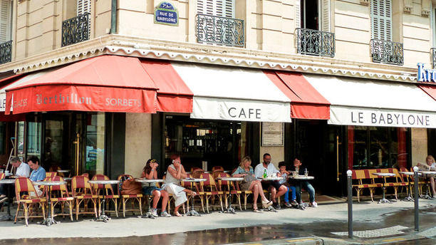 Restaurant Rue De Babylone