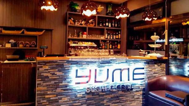 Yume Sushi & Grill Vista sala