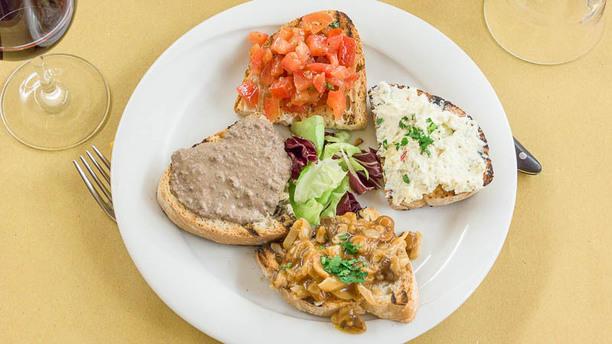 La Taverna degli Artisti Suggerimento dello chef