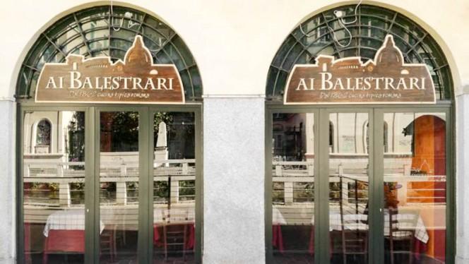 Ai Balestrari - Ai Balestrari sul Naviglio Pavese, Milan