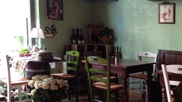 Osteria Vino Rosso Sala