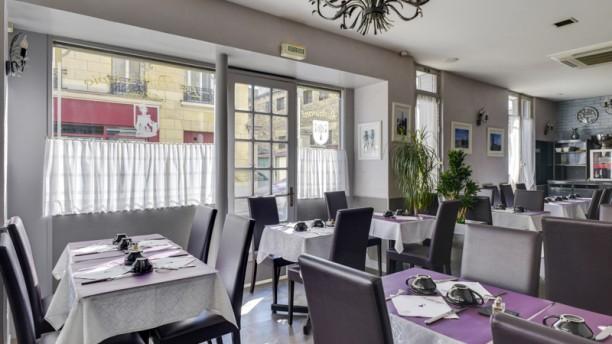 Le Petit Crépio Salle du restaurant