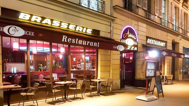 Olen's Restaurant Entrée