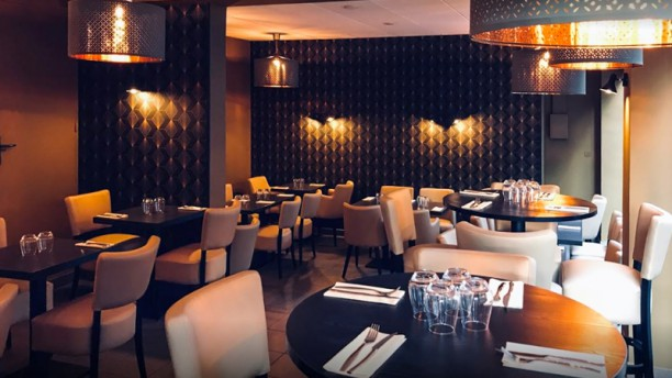 Joubeil Salle du restaurant