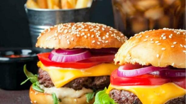 Dynamite's Burger Sugestão do chef