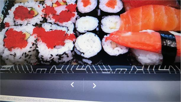 Azuki Sushi 1