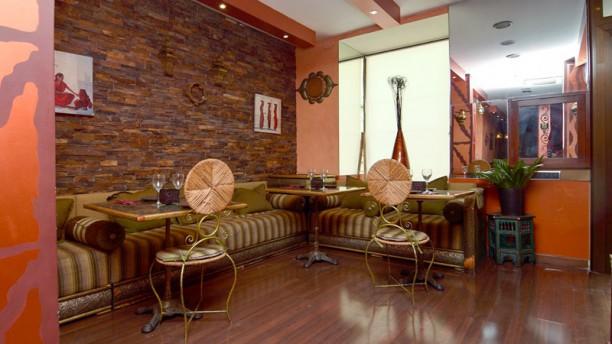 Restaurante Sahara Sala