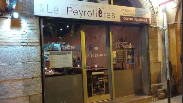 Le Peyrolières Le Peyrolières