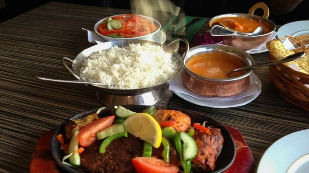 Taj Mahal Chef's suggestions