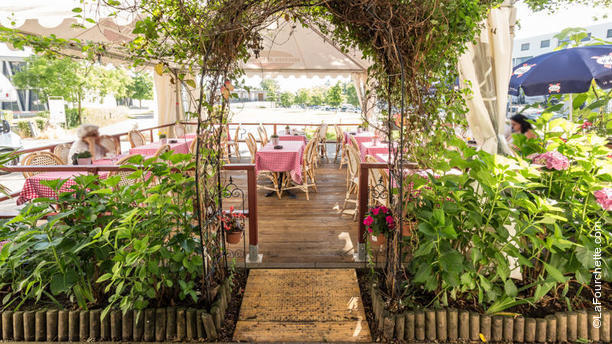 KAYA Restaurant - Brasserie de Vernier Terrasse