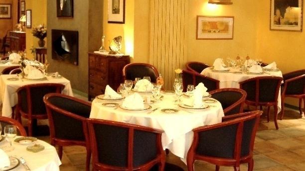 Auberge de la Gueulardière Salle du restaurant