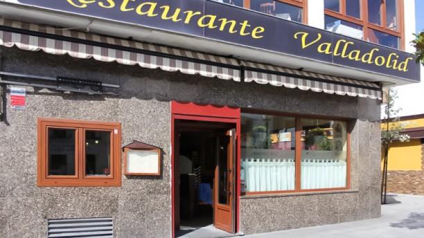 Valladolid Vista entrada