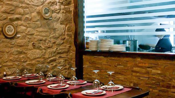 A Taberna de Cunqueiro Vista sala