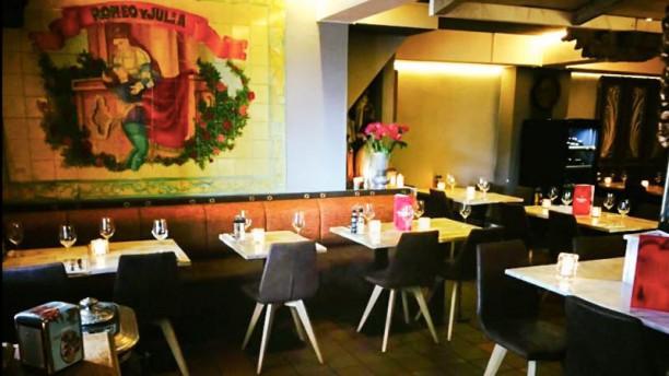 Bodega restaurantzaal
