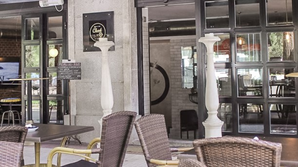 Cheek in madrid restaurant reviews menu and prices thefork - Bache restaurant terras ...