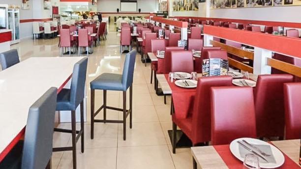 Pizza Roulette Sala